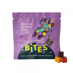 Berries snack freeze dried (lyophilized)
