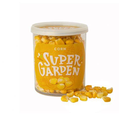 Freeze dried (lyophilized) corn